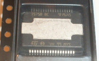 Микросхема TDA7575PD  TDA 7575B