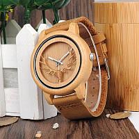 Часы деревянные Bobo Bird A27 Original унисекс