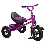 Велосипед трехколесный Turbotrike M 3198A-M-1 фиолетовый