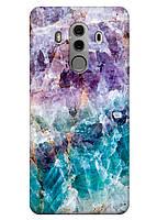 Дизайнерский чехол для Huawei Mate 10 Pro - Quartz
