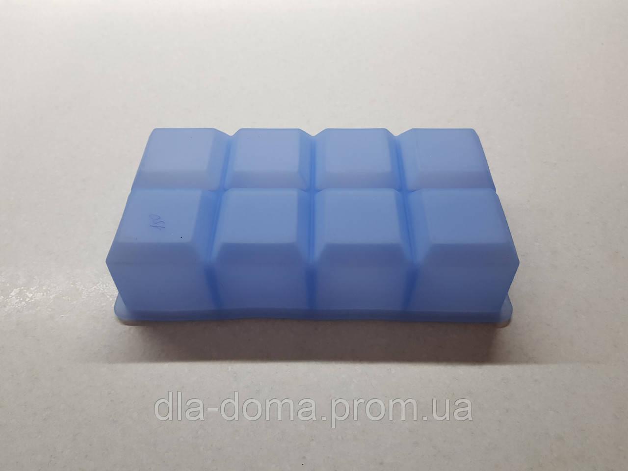 Форма силиконовая куб
