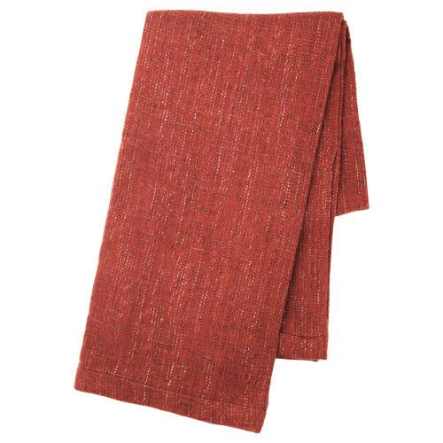 ГУРЛИ Плед, темно-оранжевый, 120x180 см 50324592 IKEA, ИКЕА, GURLI