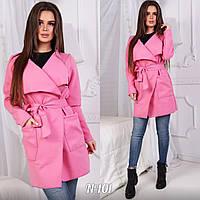 Пальто женское весна-осень №101, фото 1