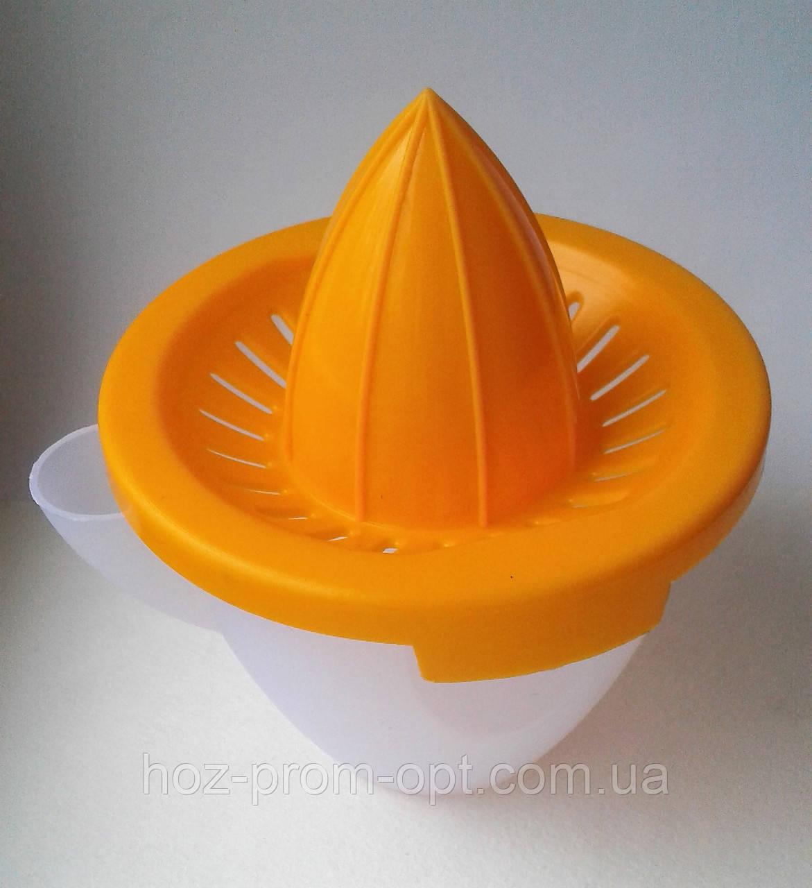 Соковитискач, 140мм*130мм h-170мм, пластик.