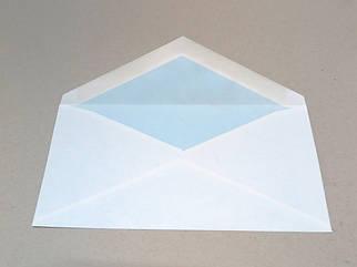 Обычный почтовый конверт, 114мм х 162мм