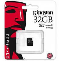 Kingston microSDHC 32GB Class 10 UHS-I (без адаптера) (SDC10G2/32GBSP)
