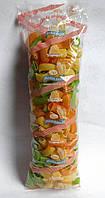 Maria Pasta Pipe Rigate макароны улитки разноцветные 1 кг
