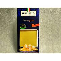 Паста Листы для лазаньи Lasagne Italiamo 500г