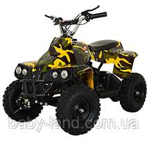 Квадроцикл дитячий акумуляторний Profi HB-EATV 800C-13
