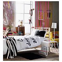 ТАРВА Каркас кровати с ламелями, сосна, 90x200 см 89009568 ИКЕА, IKEA, TARVA