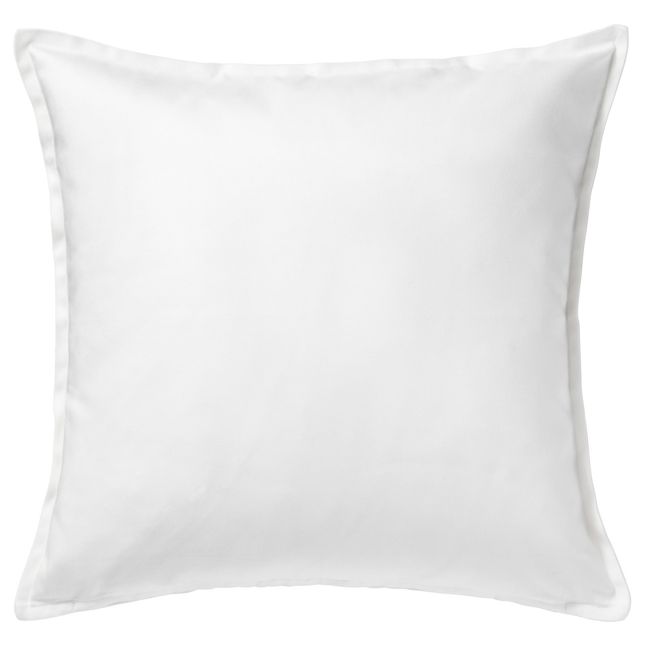 ГУРЛИ Наволочка на подушку, белый, 50x50 см 30281150 IKEA, ИКЕА, GURLI