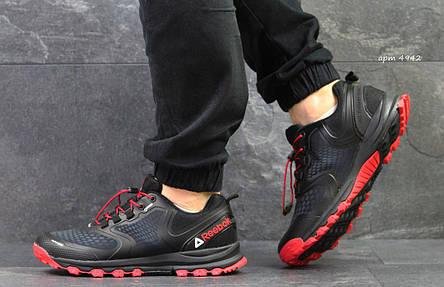 5a38df2a460d Мужские кроссовки Reebok All Terrain Series,черные с синим красным 42р,  фото 2