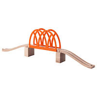ЛИЛЛАБУ Железнодорожный мост, 5 предметов, дополнительная деталь к железной дороге 10320063 IKEA ИКЕА, LILLABO