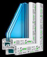 Металлопластиковые окна Steko R 600 Platinum Star