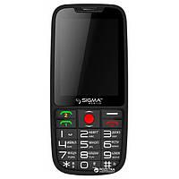 Sigma mobile Comfort 50 Elegance 3 Black, фото 1