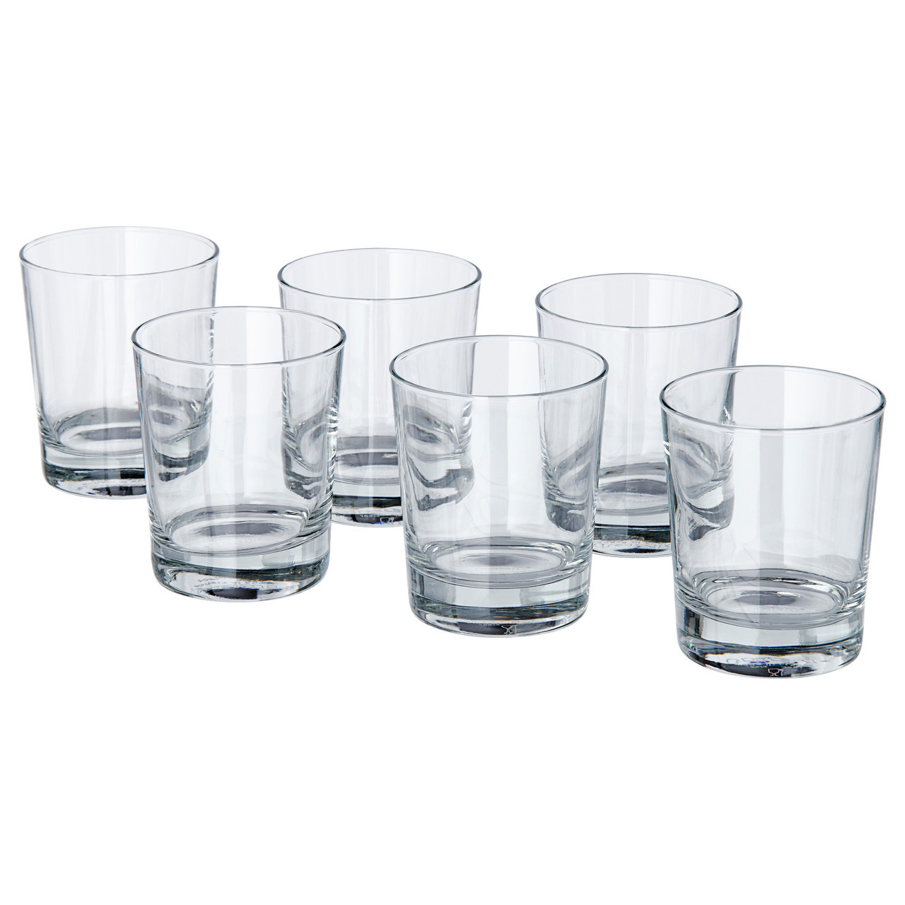 ГУДИС Стакан, прозрачное стекло, 230 мл 80092109 IKEA, ИКЕА, GODIS