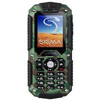 Sigma mobile X-treme IT67 Dual Sim Khaki