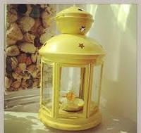 РОТЕРА Подсвечник, светло-желтый, для дома и улицы, 702590862, IKEA, ИКЕА, ROTERA