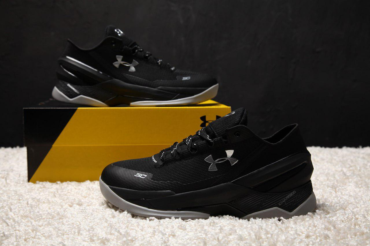 8b0e586ba7b Кроссовки Under Armour Curry 2 Low Essential . Живое фото (Реплика ААА+) -