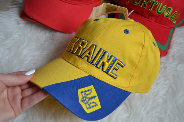 Бейсболка Ukraine, фото 2