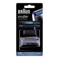 Бритвенная кассета Braun Cruzer 20S