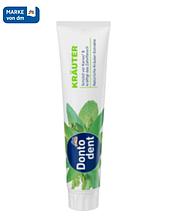 Зубная паста Dontodent травы 125 мл
