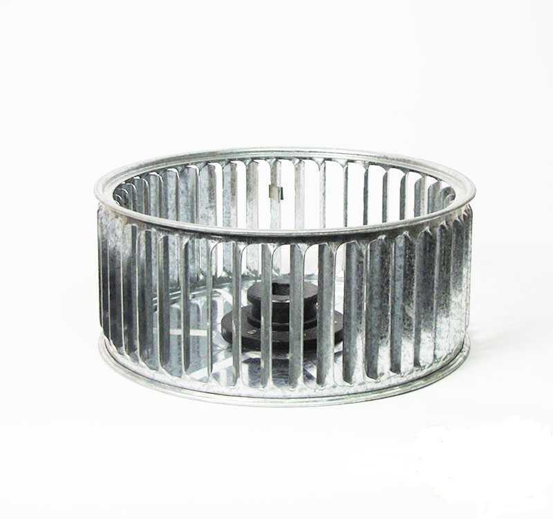 Крыльчатка центробежного вентилятора 190-98 мм