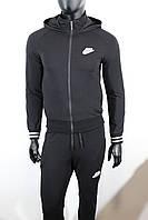 Серый трикотажный спортивный костюм Nike лето-осень  2018 г, фото 1