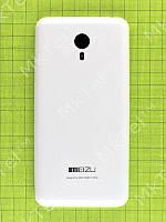 Задняя крышка Meizu M2 Note с кнопками Оригинал Китай Белый