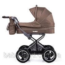 Коляска детская прогулочная TILLY Family NEW Beige T-181