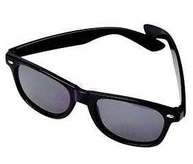 Солнцезащитные черные очки унисекс, копия ray ban