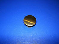 Мебельная кнопка 30мм бронза, фото 1