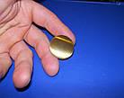 Мебельная кнопка 30мм бронза, фото 8