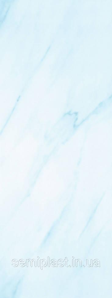 Бесшовная панель ХМ 5250 Мрамор Голубой 250 мм