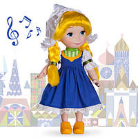 Поющая кукла Disney Holland Дисней Народы мира Голландия
