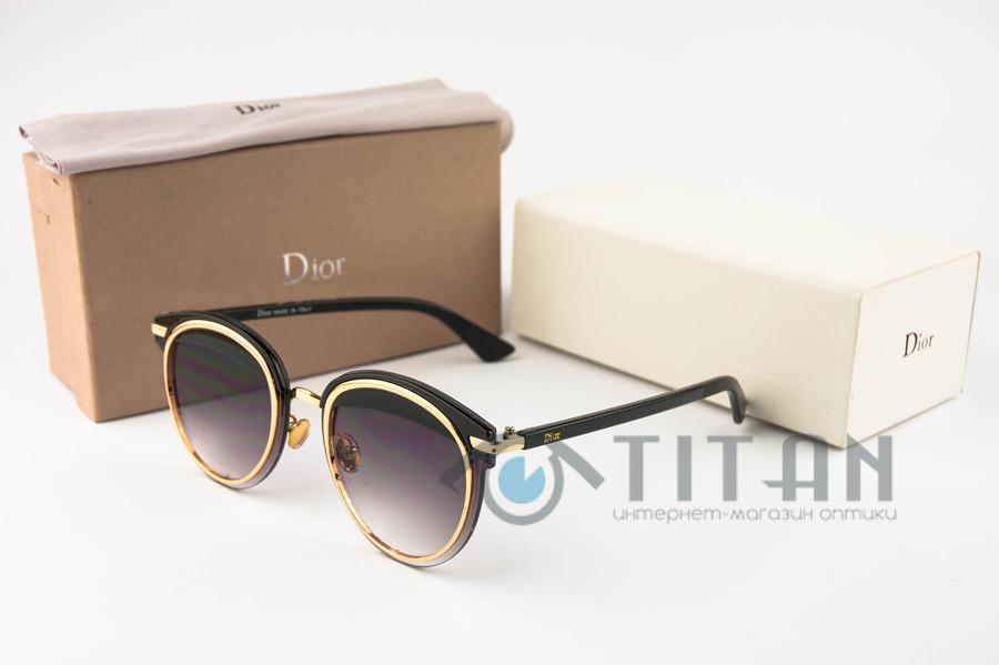 Очки солнцезащитные Dior 1718 C01