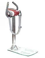 Вибромассажер со стеклянной опорой / HM 3003