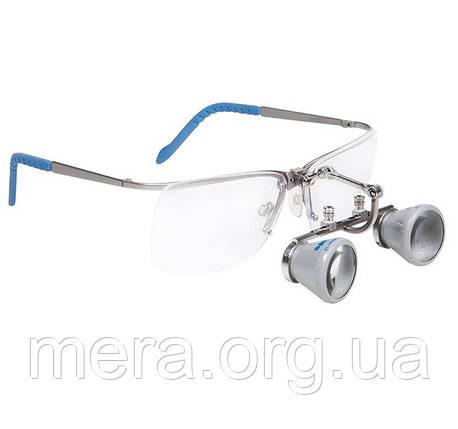 Бинокулярная лупа BS 2,3 с защитными очками, KaWe, фото 2