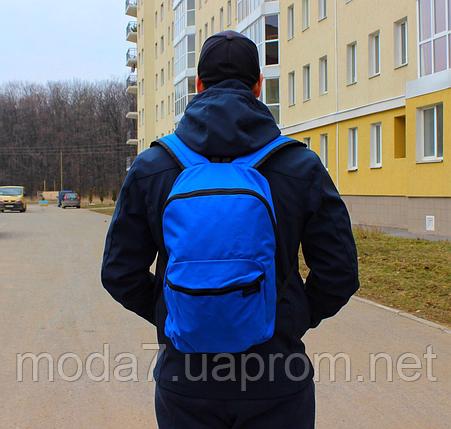 РЮКЗАК ABEONA 17 Л NEWFEEL синий, фото 2