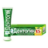 """Зубна паста """"Дентогин"""", 100г"""