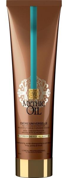 L'Oreal Professionnel Mythic Oil Cream - Универсальный питательный крем для волос, 150 мл