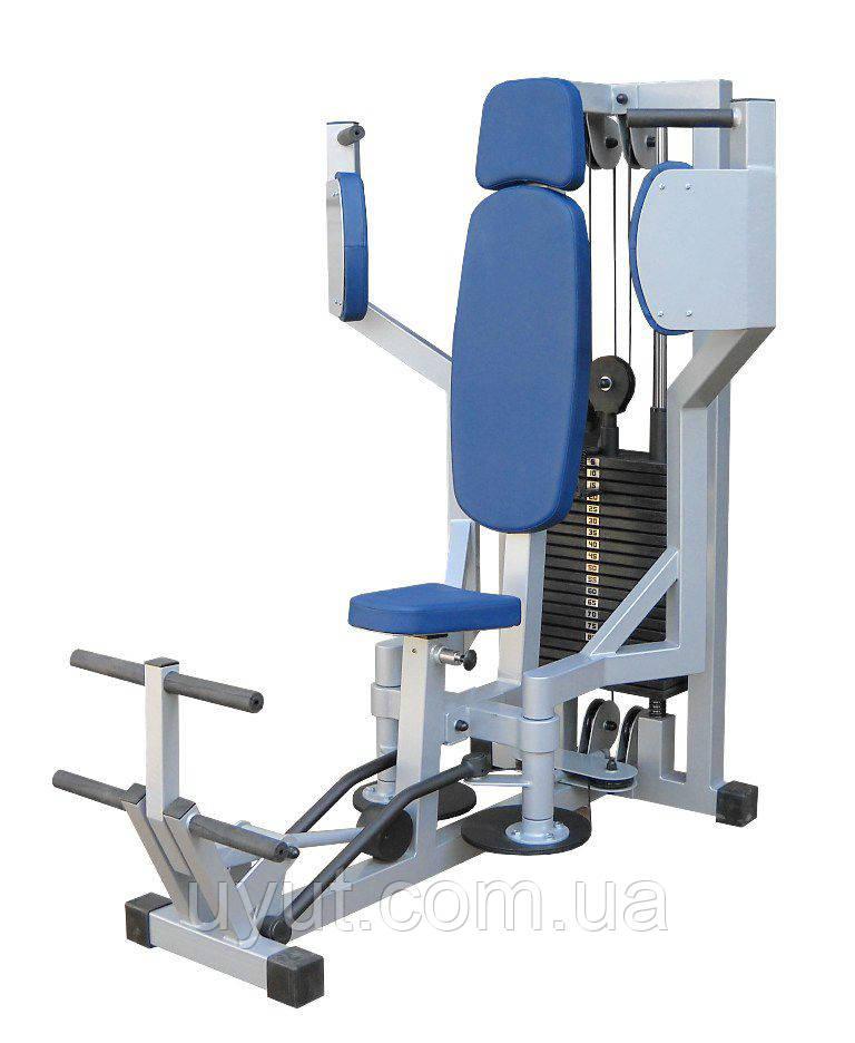 Тренажер для грудных мышц (грудь-машина) GB.08