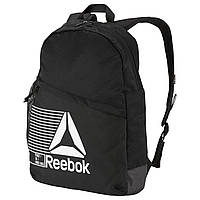 Рюкзак Reebok On-the-Go Backpack With Storage Black 19L Оригинал спортивный