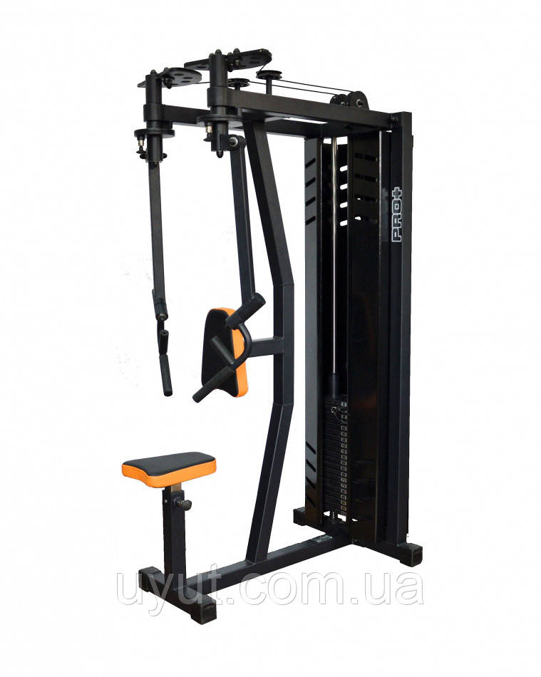 Тренажер для грудных мышц и задних дельт GB.09P