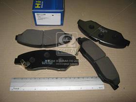 Колодка торм. KIA SPORTAGE 2.0I, 2.0TD 99-02 передн. (пр-во SANGSIN) SP1118