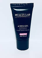 ПОЛИГЕЛЬ (АКРИЛ-ГЕЛЬ) BEAUTY-LAB AСRYL GEL нежно-розовый, 30 МЛ