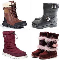 Взуття дитяче та підліткове (зима)