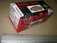 Колодка торм. дисковый тормоз (пр-во ASHIKA) 50-08-803