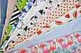 Полотенце для гигиены новорожденного, Мозайка, фото 6