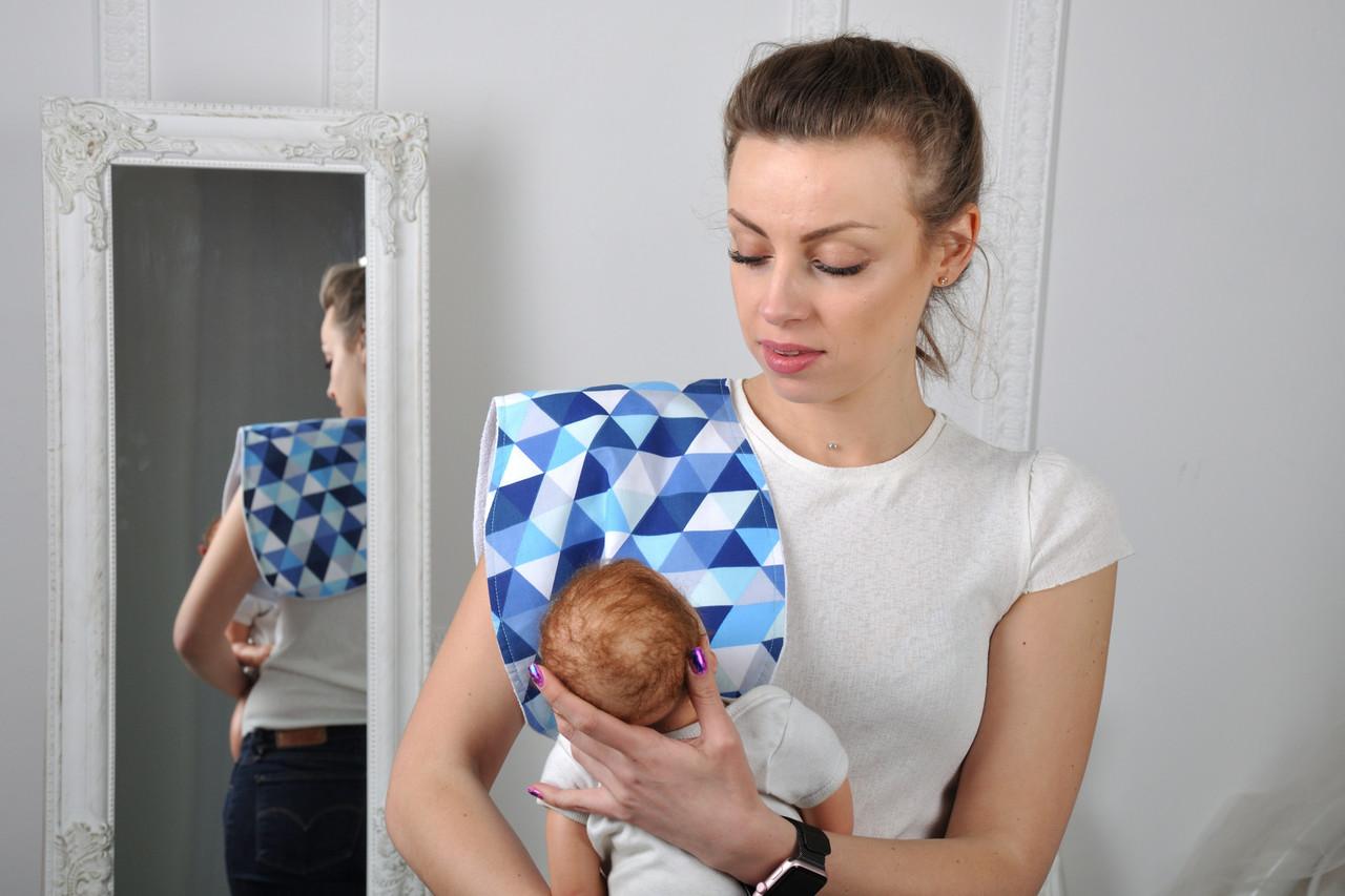Полотенце для гигиены новорожденного, Мозайка